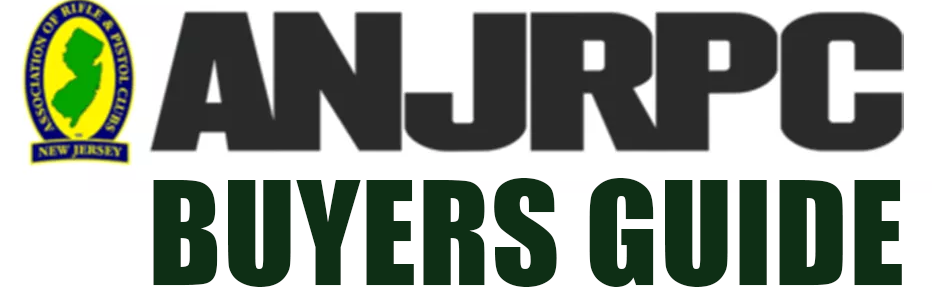 Association of New Jersey Rifle & Pistol Club Buyers Guide